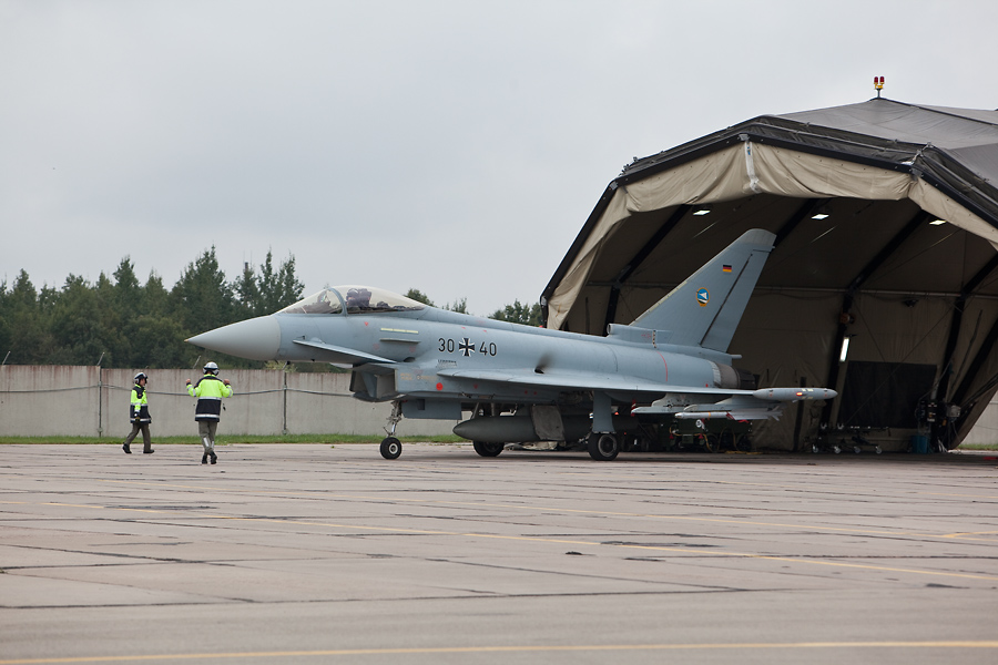 Eurofighters at Siauliai- Photo 4