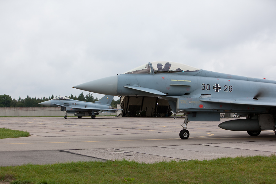 Eurofighters at Siauliai- Photo 5