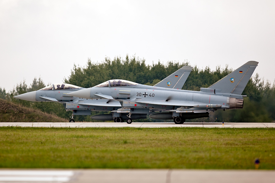 Eurofighters at Siauliai- Photo 7
