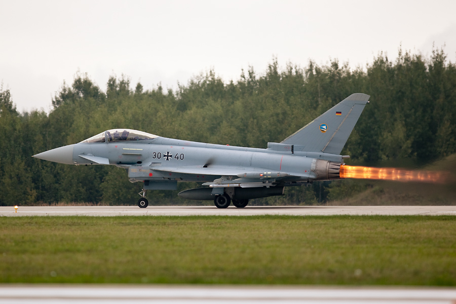 Eurofighters at Siauliai- Photo 8
