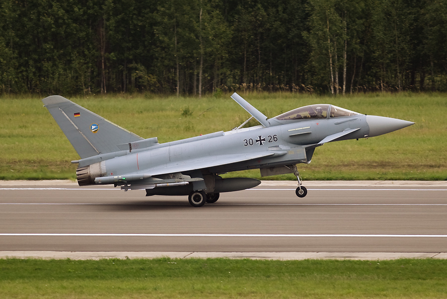 Eurofighters at Siauliai- Photo 10