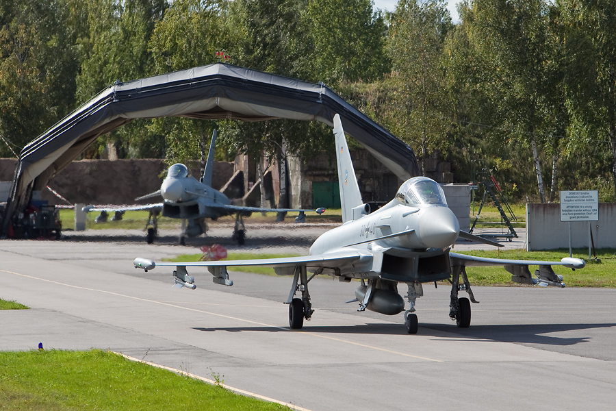 Eurofighters at Siauliai- Photo 13