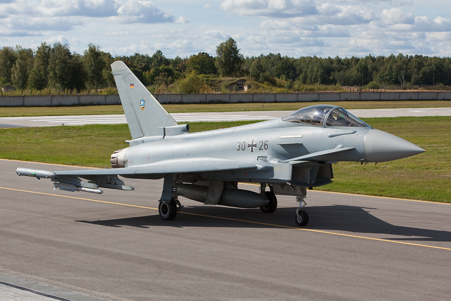 Eurofighters at Siauliai- Photo 14