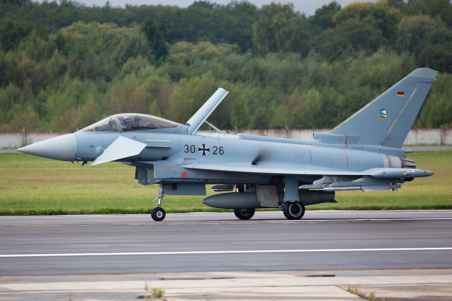Eurofighters at Siauliai- Photo 17