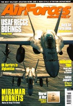 Air Forces Monthly Frontpage